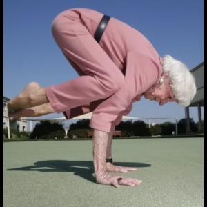 grandmother yogi