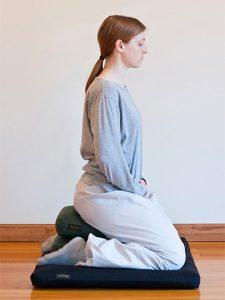 zen meditation seiza